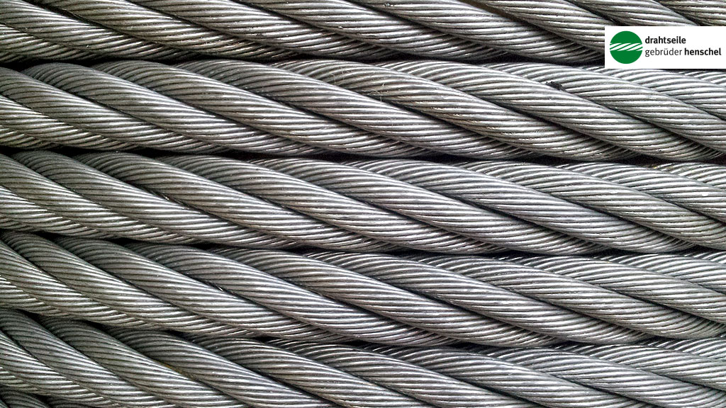 Steel wire ropes / stock ropes